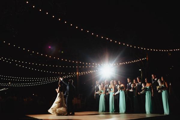 Gemstone Inspired Wedding At Nasher Sculpture Garden