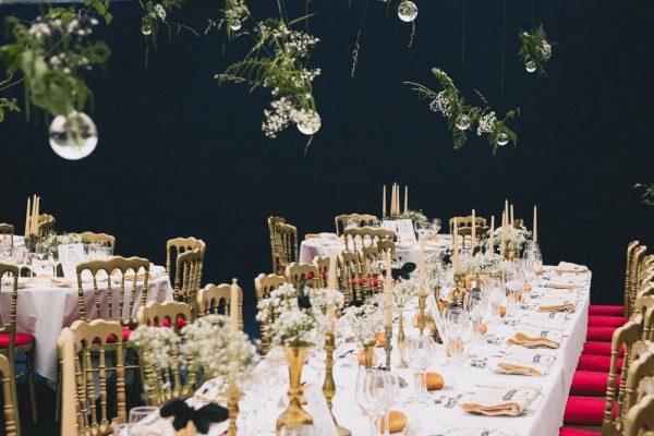 Midsummer Night\'s Dream Wedding in France | Junebug Weddings
