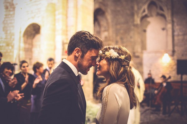 Wedding In Spanish.Rustic Spanish Wedding At Mas Terrats Junebug Weddings
