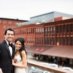 Black Tie Wedding at The Grain Exchange