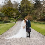 Scottish Wedding at the Boturich Castle + Video