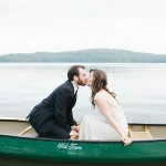 Canoe Post-Wedding Shoot in Slippery Rock, PA