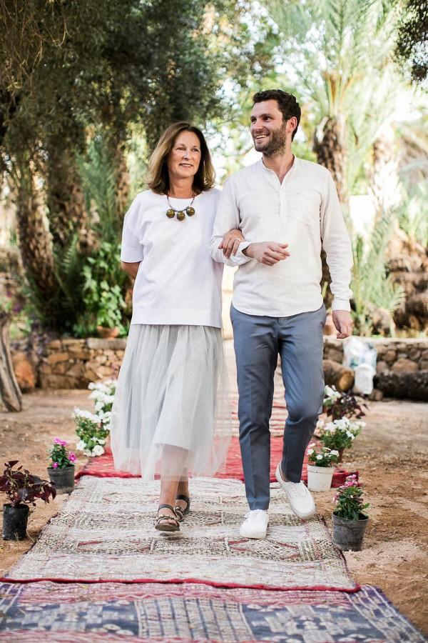 wedding blog casual moroccan hossoun