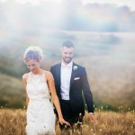 Intimate Tuscan Wedding at La Vallata