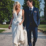 Italian Garden Wedding at Villa Zambonina
