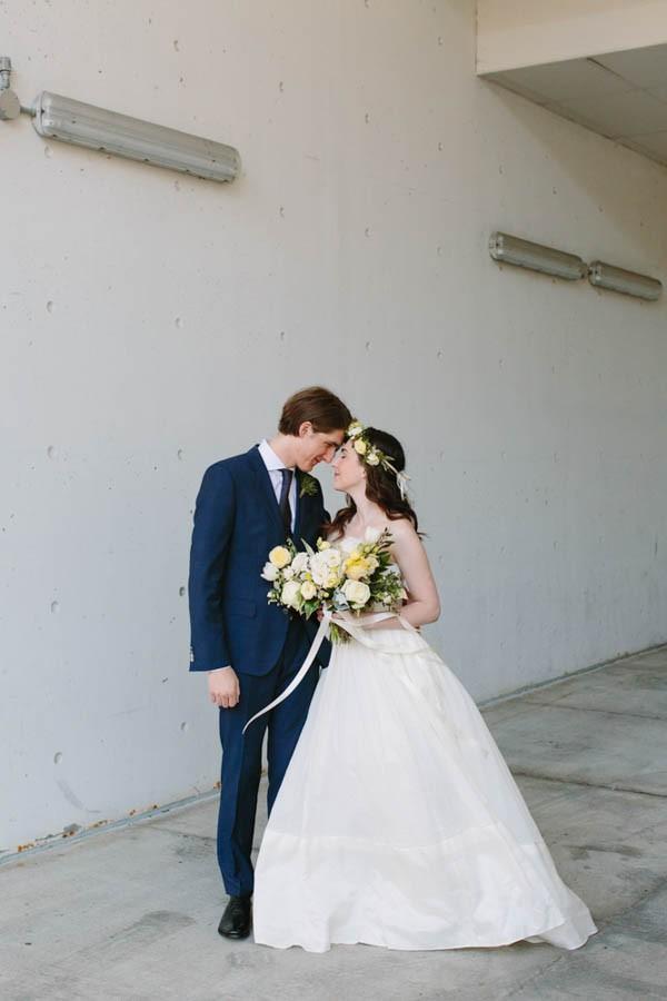 Low Key Toronto Wedding At Bellwoods Brewery