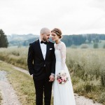 Relaxed and Natural Barn Wedding in Germany