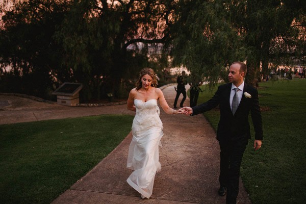Sophisticated Australian Wedding At Frasers Kings Park Cathrin