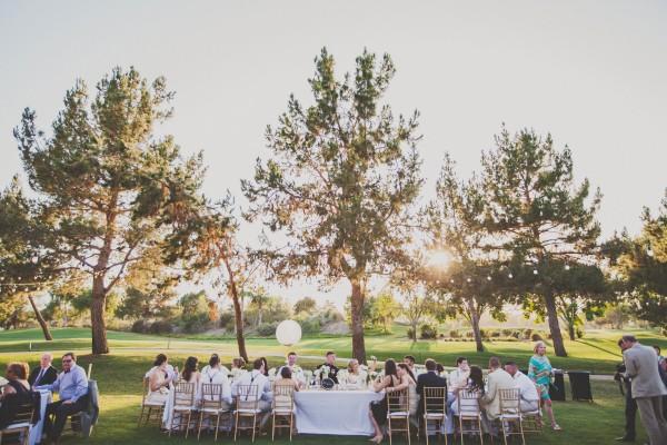stunning hyatt regency indian wells wedding