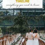 The Wedding Day Timeline