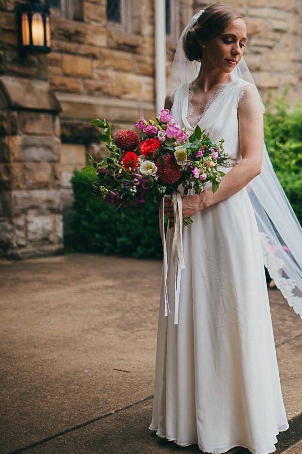 Playfully Elegant Wedding At Dock580