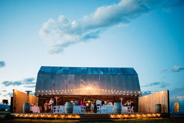 Elegant Rustic Wedding At Strawberry Creek Ranch Junebug