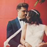 Free Spirited Smog Shoppe Wedding
