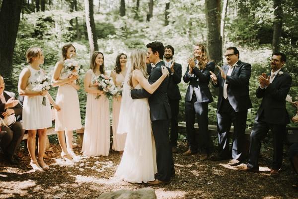 Modern Organic Wedding At Ann Arbor Distilling Co