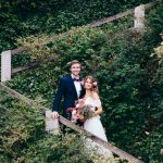 Multicultural-Inspired Wedding at The Captain Whidbey Inn