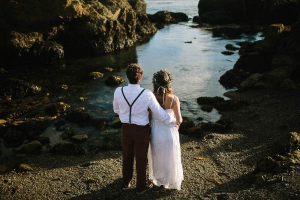 Romantic one year anniversary session at point lobos junebug weddings