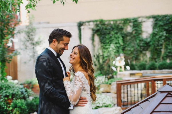 Rustic Jewish Wedding At Parisian Laundry Emilie Iggiotti