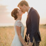 Rustic Swedish Wedding at Blase Kalkbruksmuseum
