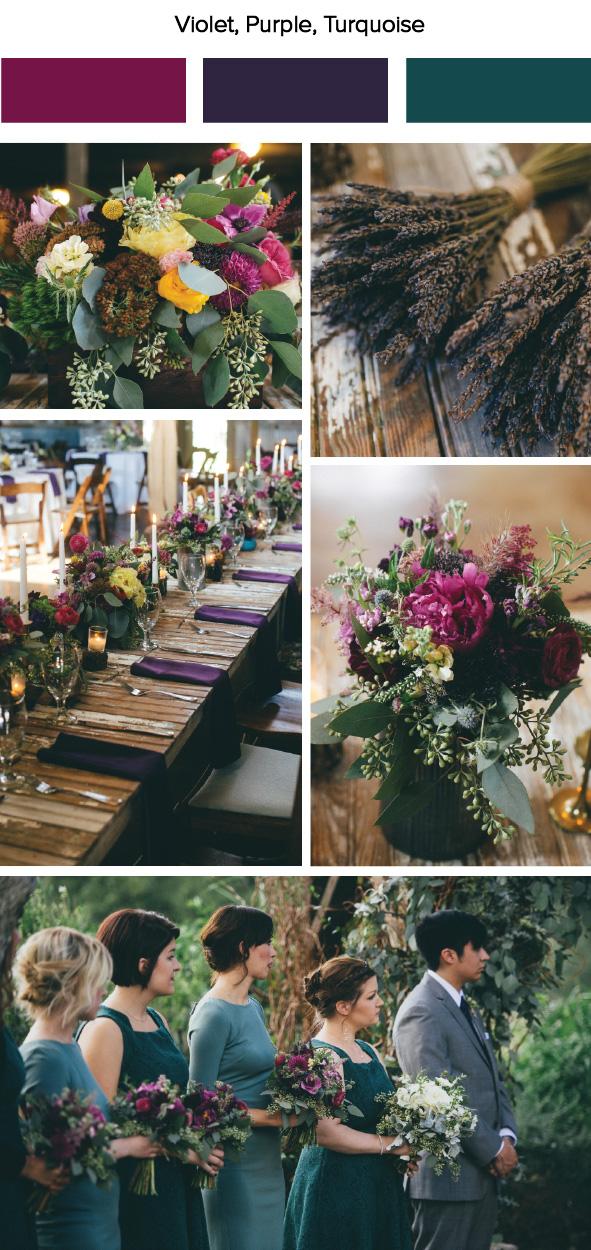 7 Fall Wedding Color Palette Ideas | Junebug Weddings