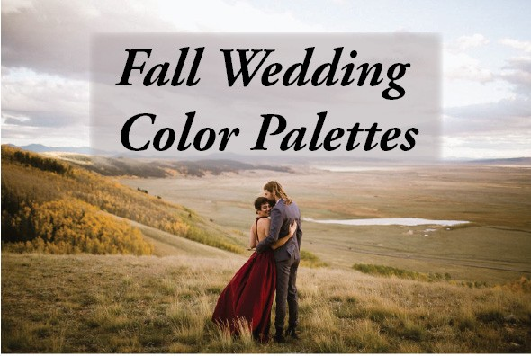 7 Fall Wedding Color Palette Ideas Junebug Weddings