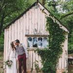 Delightful Irish Garden Wedding at Glengarriff Lodge