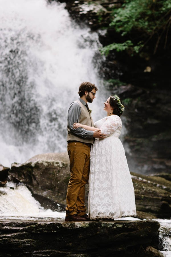 Earthy-Forest-Elopement-at-Ricketts-Glen-State-Park-With-Love-and-Embers-106