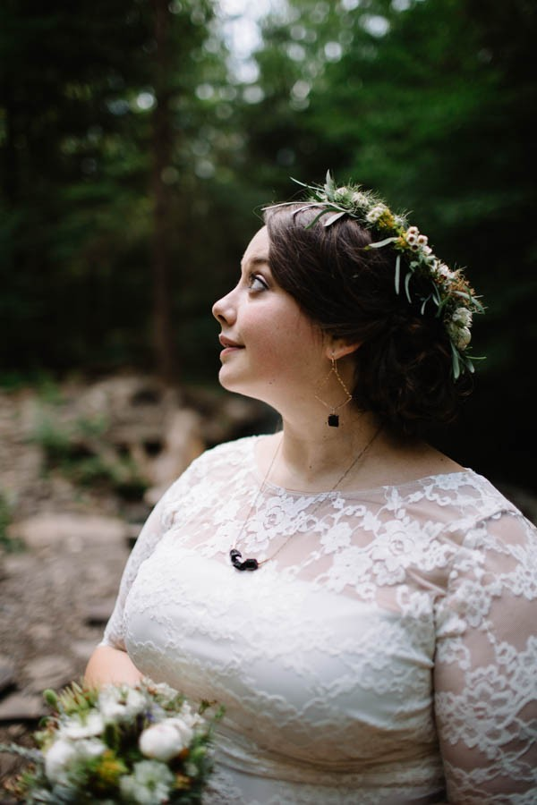 Earthy-Forest-Elopement-at-Ricketts-Glen-State-Park-With-Love-and-Embers-26