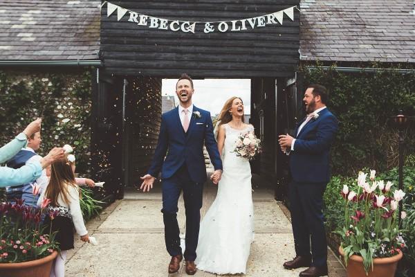 English Country Wedding At Upwaltham Barns Junebug Weddings