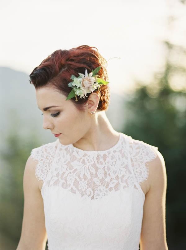 Pacific Northwest Wedding Inspiration At Rattlesnake Ledge