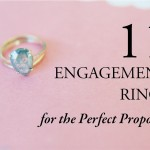 11 Engagement Rings for the Perfect Proposal