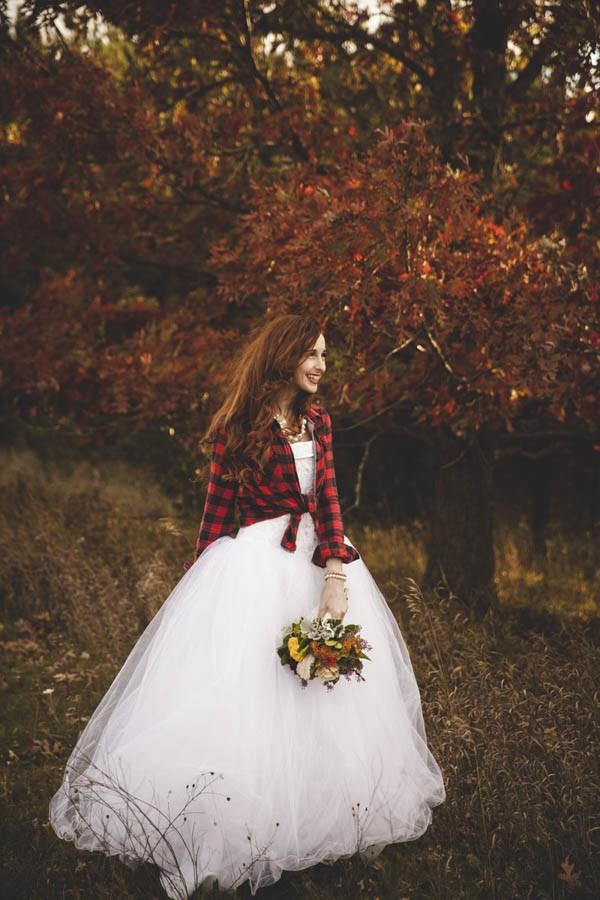 Vintage Fall Wedding Inspiration Junebug Weddings
