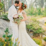 Woodland Wedding at The Hideout in Kirkwood, CA