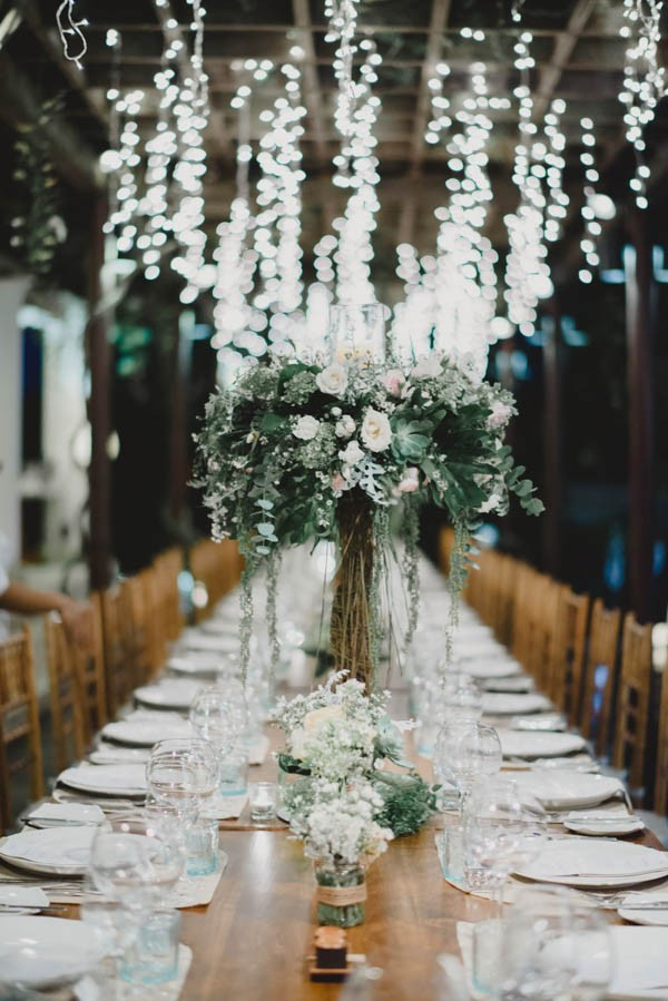 Bohemian chic bali wedding at puri wulandari junebug for Bali wedding decoration ideas