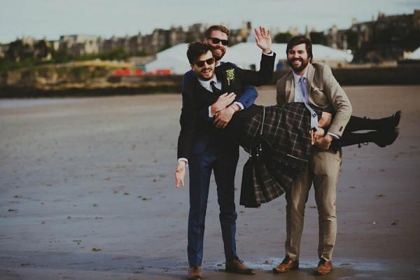 Bohemian-Seaside-Scottish-Wedding-at-St-Salvators-Chapel-Anna-Urban-0662