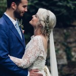 Boho Yorkshire Wedding at Jervaulx Abbey + Video