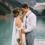 Breathtaking Canadian Elopement at Lake Louise