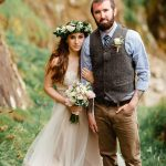 Ethereal Irish Elopement at Connor Pass