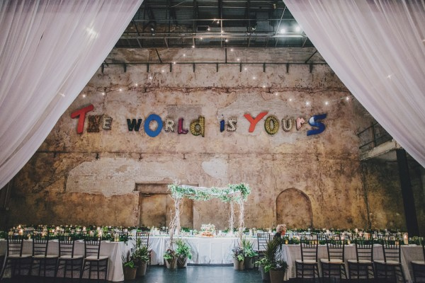 Minneapolis Warehouse District wedding at Aria