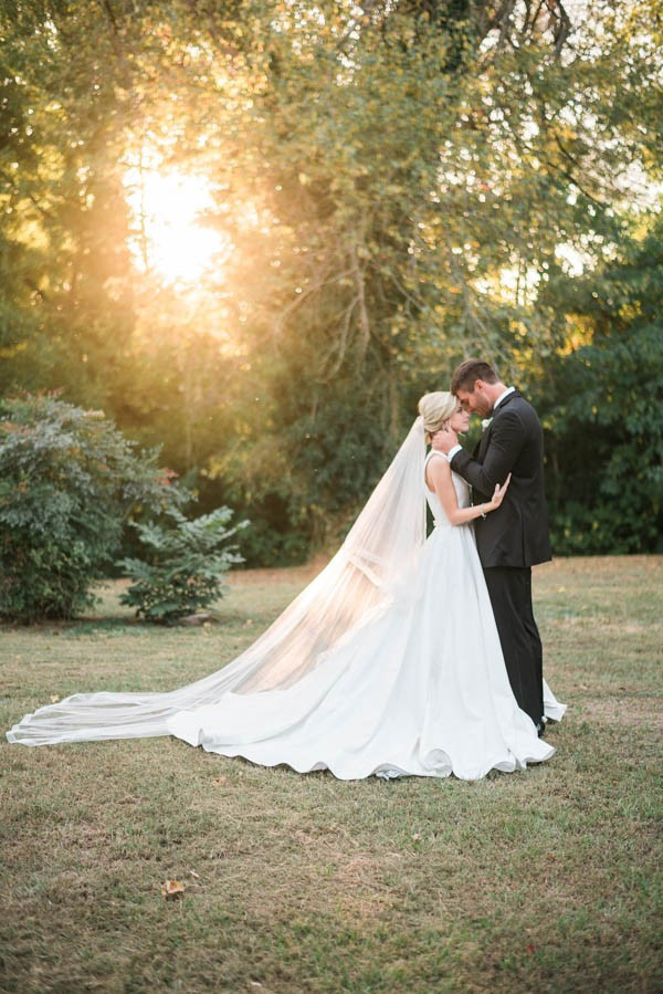 Southern Plantation Wedding Inspiration At Magnolia Grove