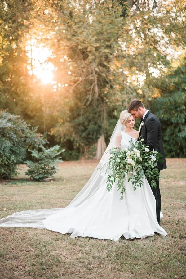 Southern Plantation Wedding Inspiration at Magnolia Grove ...