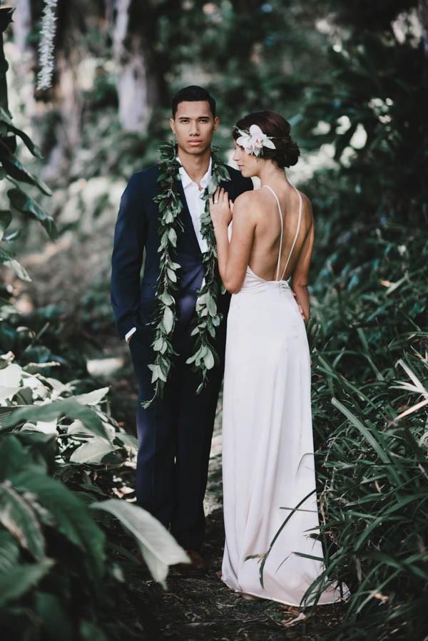 Vintage Hawaiian Wedding Inspiration At Hound Amp Quail