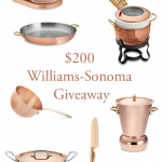$200 Williams-Sonoma Giveaway!