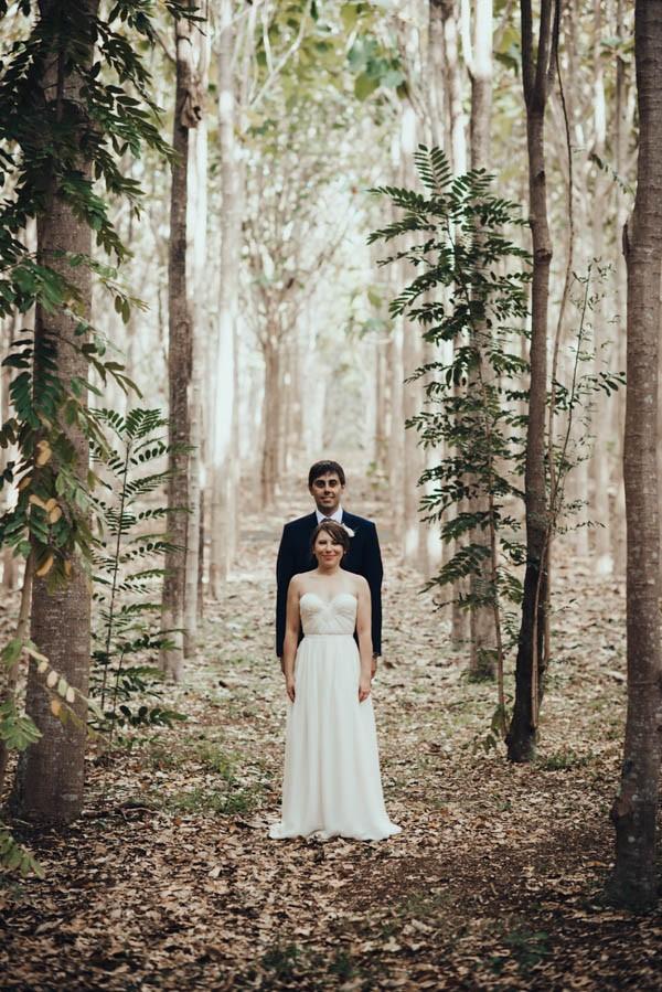Chic Island Wedding At Na Aina Kai Botanical