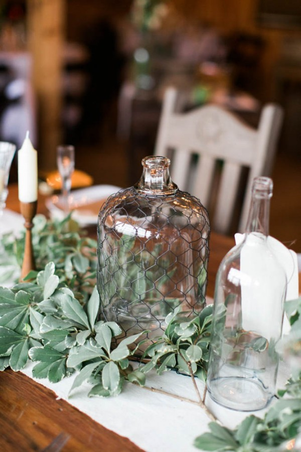 Effortless And Natural Wedding At Milagro Farms Junebug Weddings