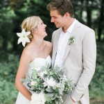 Effortless and Natural Wedding at Milagro Farms