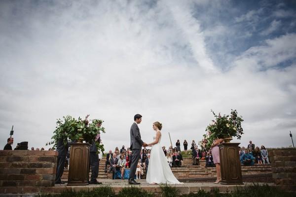 elegant colorado mountain wedding at the vail wedding