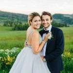 Glamorous Colorado Wedding at Strawberry Creek Ranch