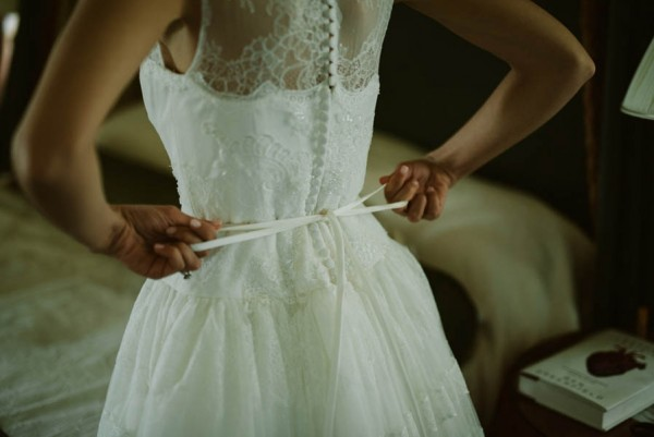 Intimate-Scottish-Wedding-at-Glenapp-Castle-tub-of-jelly-1