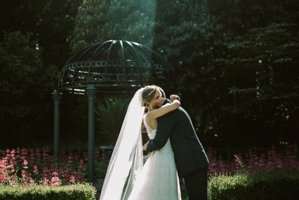 Intimate-Scottish-Wedding-at-Glenapp-Castle-tub-of-jelly-8