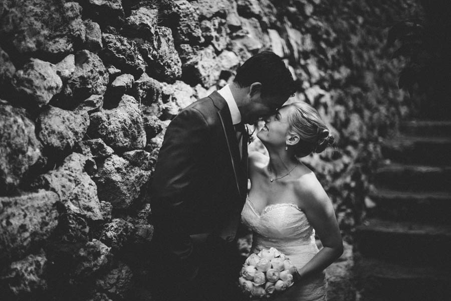 Amalfi Coast Destination Elopement At Villa Cimbrone